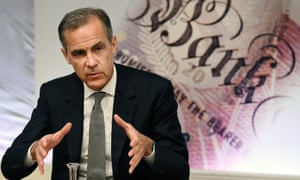 Bank of England Governor Mark Carney is now expected to vote for a rate rise.