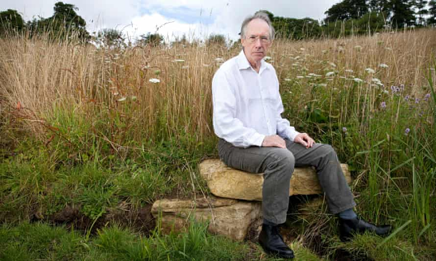 Ian McEwan: 'Call me old-fashioned, but I tend to think of people with penises as men'