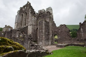 Llanthony Priory, Monmouthshire