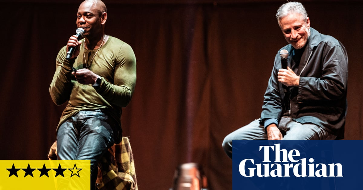 Dave Chappelle And Jon Stewart Review Sharp Satire At Americas
