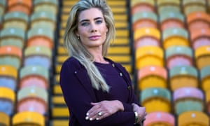 Carolyn Radford, the Mansfield Town chief executive, has been in situ for six years during which time they have regained their place in the Football League and the aim is to 'pop the town back on the map with this club'.