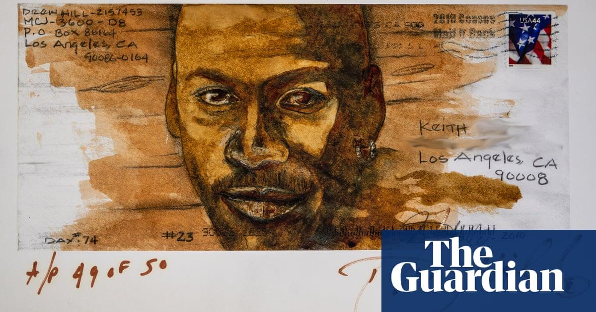 Richard Hutchins: the homeless artist who became an Oprah-endorsed sensation
