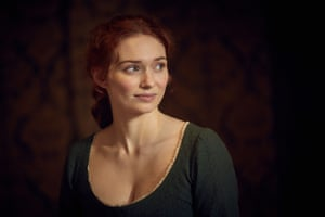 Demelza wants to be two people. How very modern.