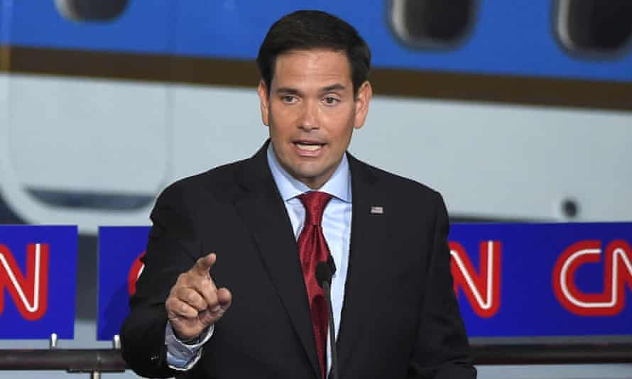 Marco Rubio: 'America is not a planet.'