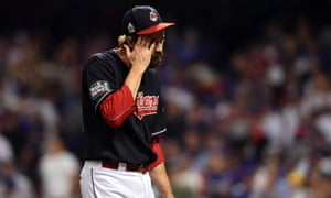 Did Terry Francona go to the well once to often with Andrew Miller in Game 7 of the World Series?