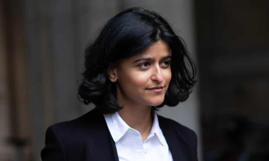 The No 10 policy chief, Munira Mirza.
