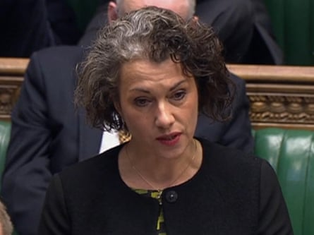Labour MP Sarah Champion is among 11 MPs co-sponsoring today's bill.