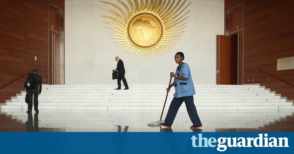 World is plundering Africa's wealth of 'billions of dollars a year'