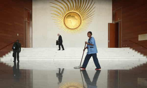 World is plundering Africa's wealth of 'billions of dollars a year' | Aid | The Guardian