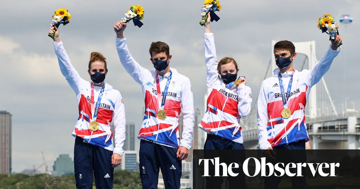 Praise and pain in another day of drama for Team GB's young squad