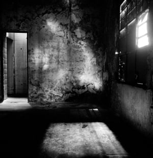 Buenos Aires, Argentina, November 2007The torture room of Olimpo, a former clandestine detention centre used by the federal police and military, to interrogate, torture and kill left-wing militants
