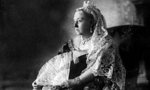 Queen Victoria photographed for her diamond jubilee in 1897.