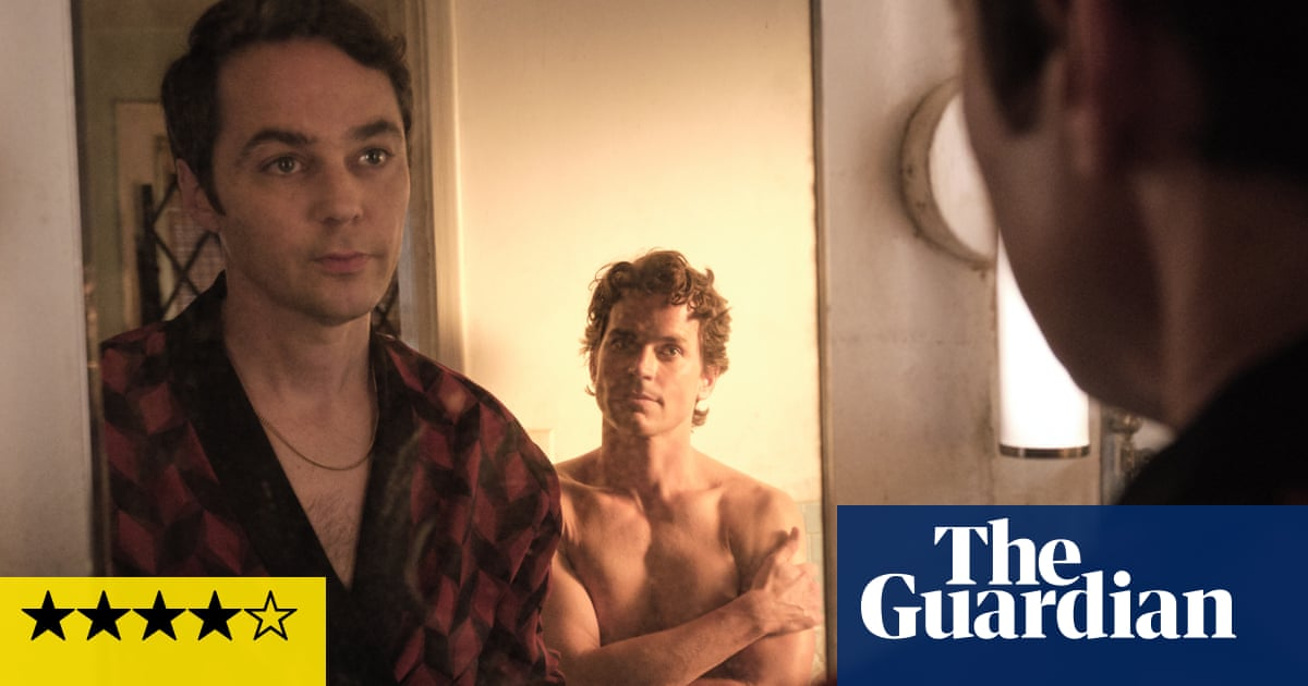 The Boys in the Band review – fierce fun and games in the pre-Aids era