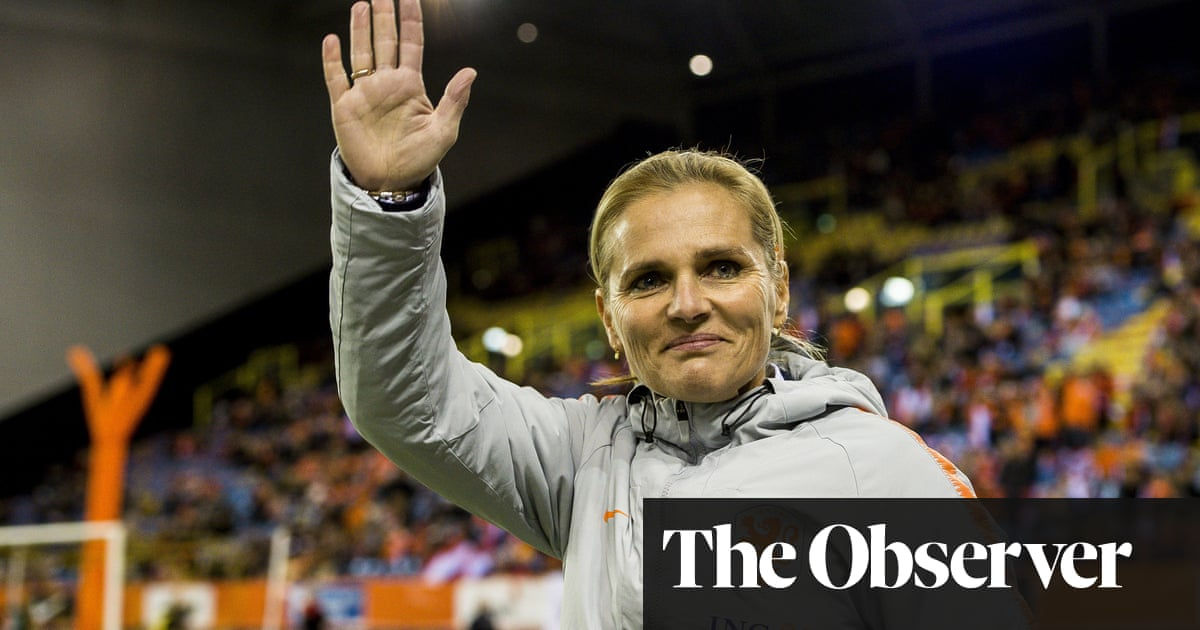 Sarina Wiegmans dazzling CV means Englands future should be Oranje | Louise Taylor