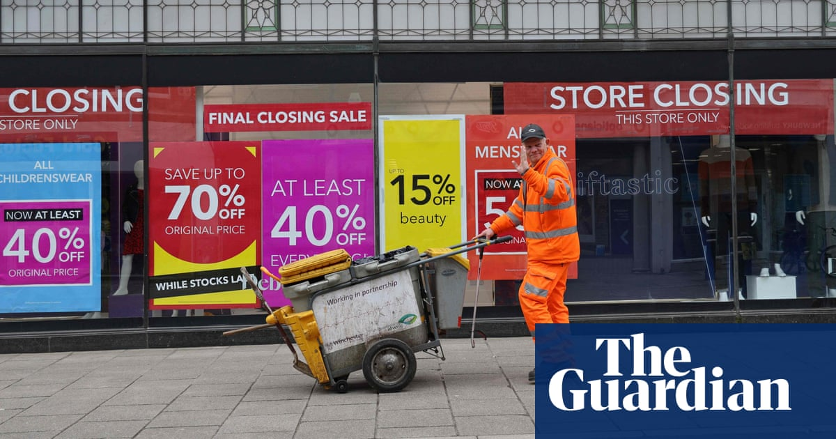 High street shops are closing in the Covid crisis – could that hit savings?