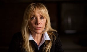 'I don't know how to not speak out' … Rosanna Arquette in Untouchable: The Rise and Fall of Harvey Weinstein.