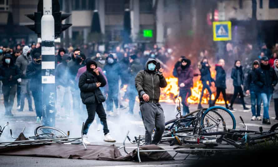 Clashes in Eindhoven