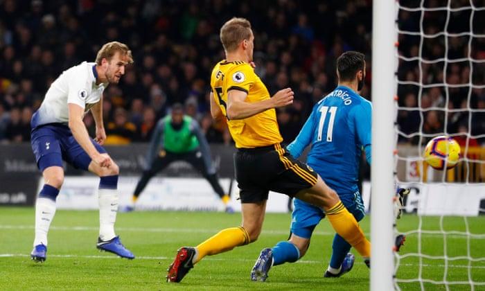 Wolves 2-3 Tottenham  Premier League – as it happened!  afed6fd31