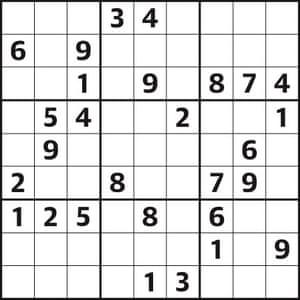 Sudoku 4350 medium