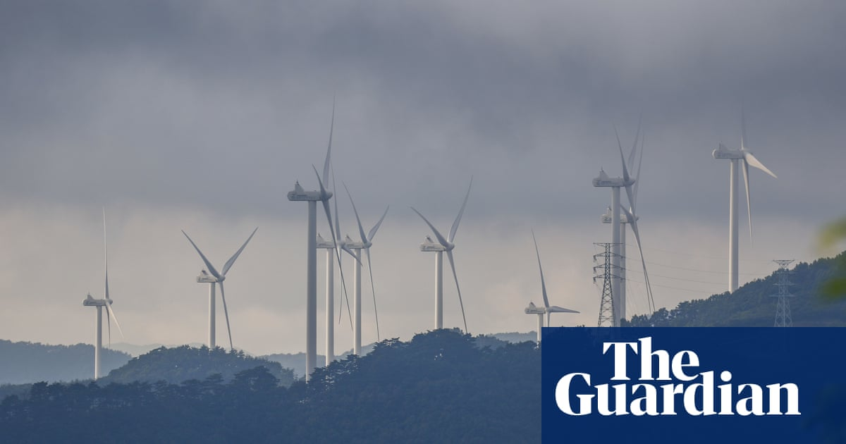 Weatherwatch: research finds optimal size for windfarms