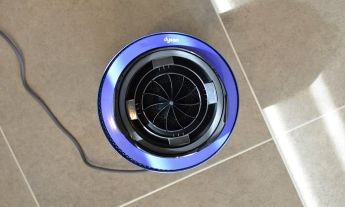 Dyson Pure Cool Link review: a fan that blows clean air in