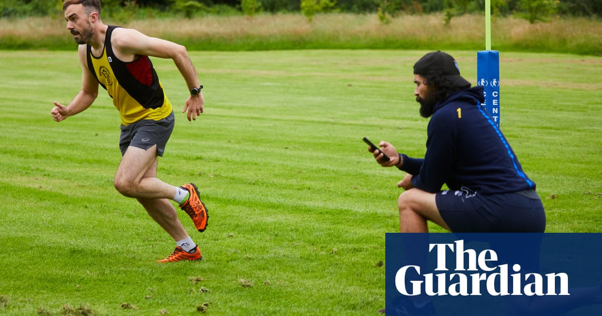 They will go to hell and back: a taste of  Super League-style fitness training   Aaron Bower