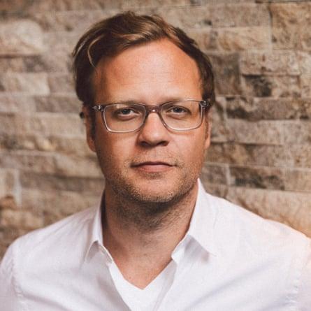 Death Over Dinner founder Michael Hebb