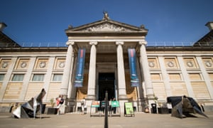 By the dreaming spires ... Ashmolean Museum, University of Oxford.