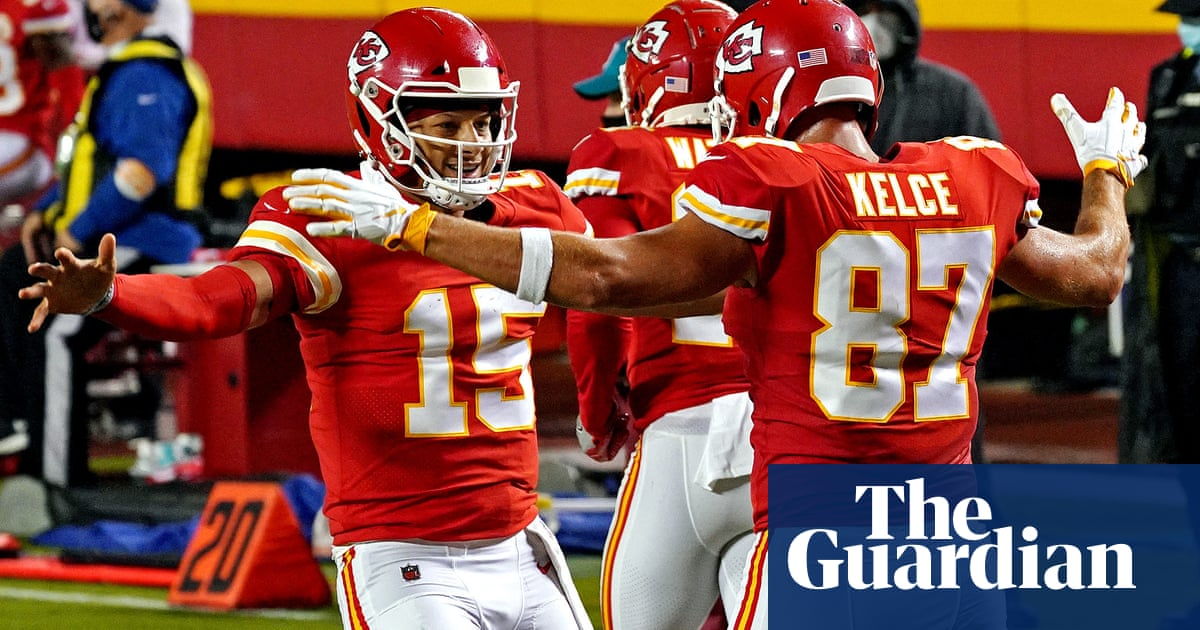 With CEH it'll be a matter for the Chiefs, and specifically Mahomes, to recognise… thumbnail