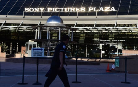 Sony Pictures Plaza in Los Angeles, California.