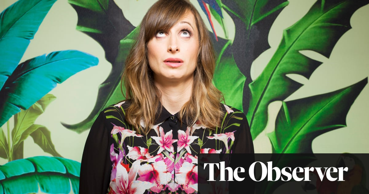 Isy Suttie: 'I was shocked by how obsessed I became with getting pregnant'