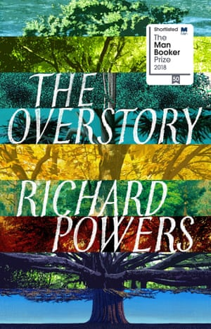 The Overstory dust jacket