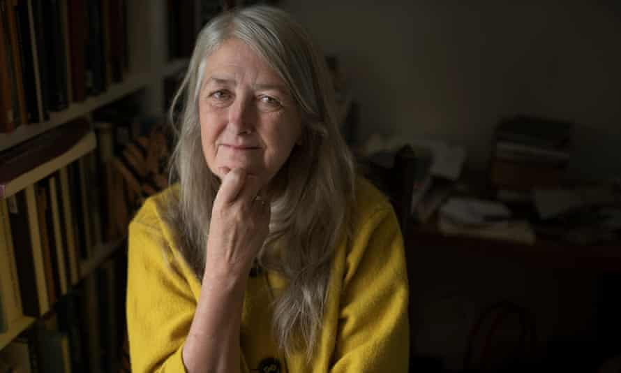 Mary Beard: tweeted an image of herself in tears.