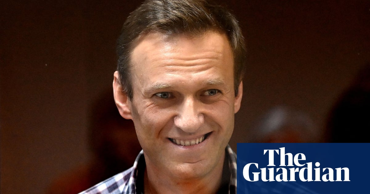 Alexei Navalny jokes TB would be a relief as he is moved to sick ward
