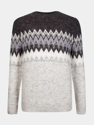 Jumper, £35 burton.co.uk