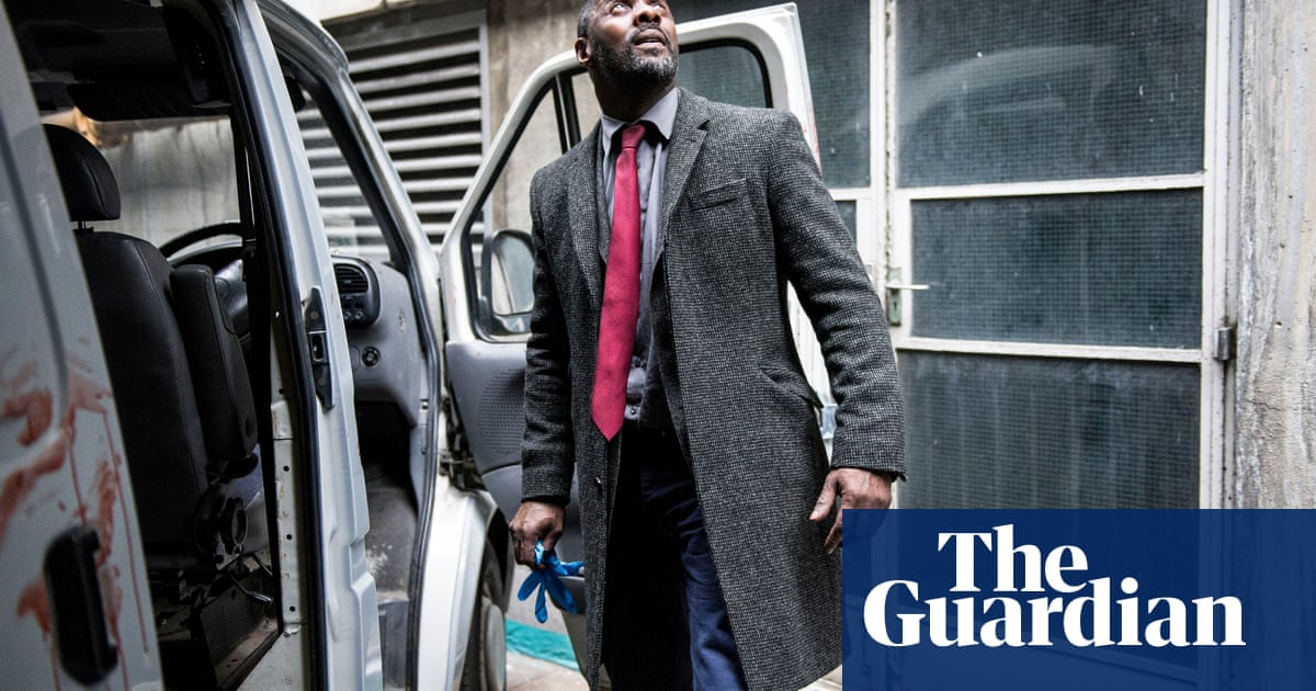 Luther – review: still an incredibly stupid programme – but that's