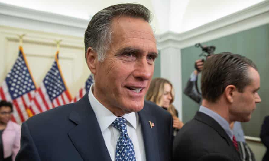 Mitt Romney: 'I wouldn't be surprised if I stay out of the endorsements.'