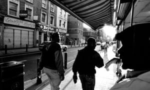 Coldharbour Lane, Brixton by Graham Turner 10 Mar 1994