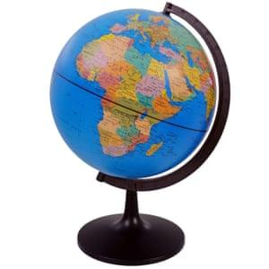 swivel globe