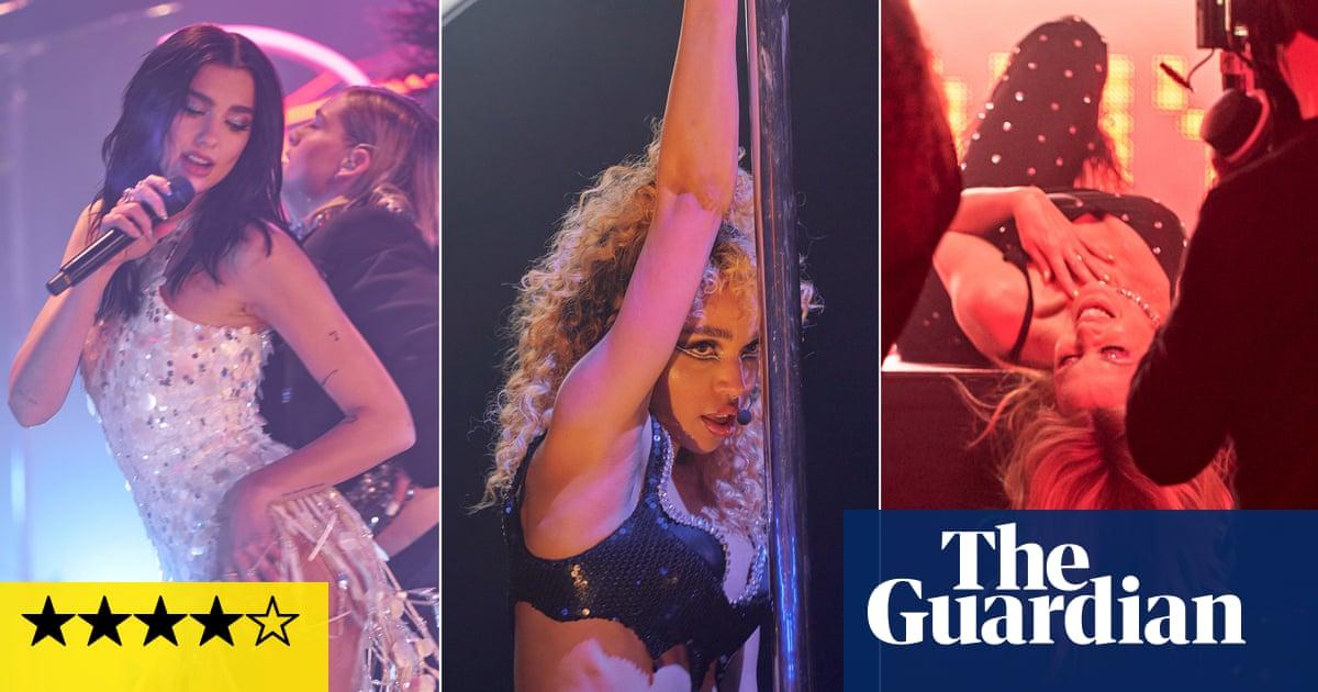 Dua Lipa: Studio 2054 review – a celebration of up-close disco joy