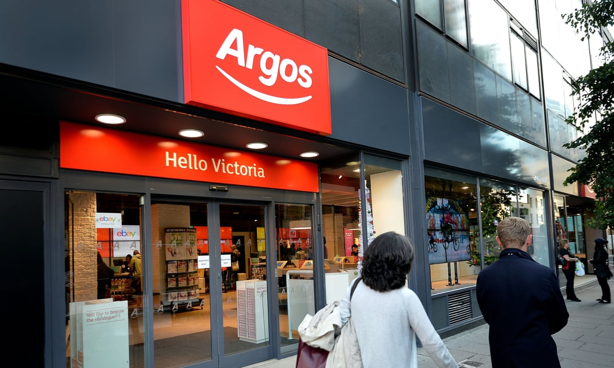 Thousands Of Argos Jobs At Risk If Sainsbury S Deal Is Struck Home Retail The Guardian