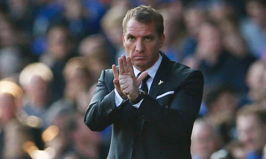 Brendan Rodgers was sacked by Liverpool in the hours after they drew 1-1 with Everton in the 225th Merseyside derby.