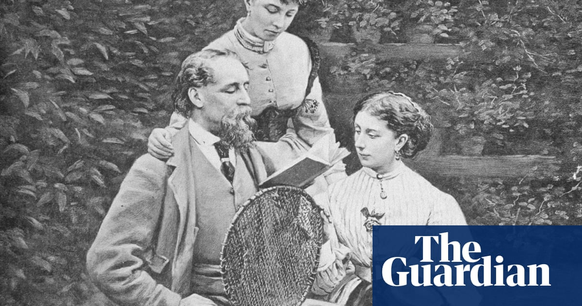 Charles Dickens and the women who made him | Books | The