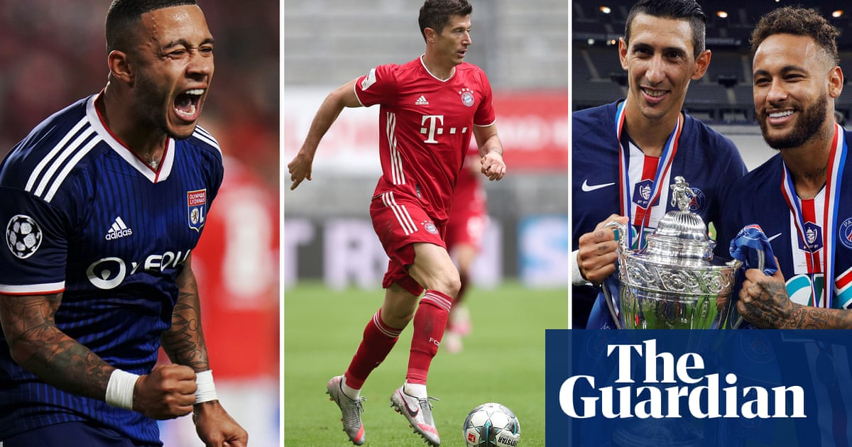 Champions League quarter-finals: tie-by-tie analysis and verdicts | Jonathan Wilson