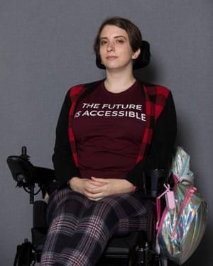 Nina Grant, 31, London.