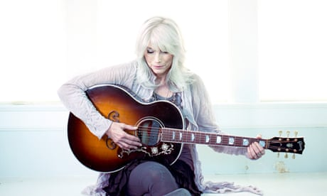Emmylou Harris: 'There are things I don't think we'll ever know the answers to'