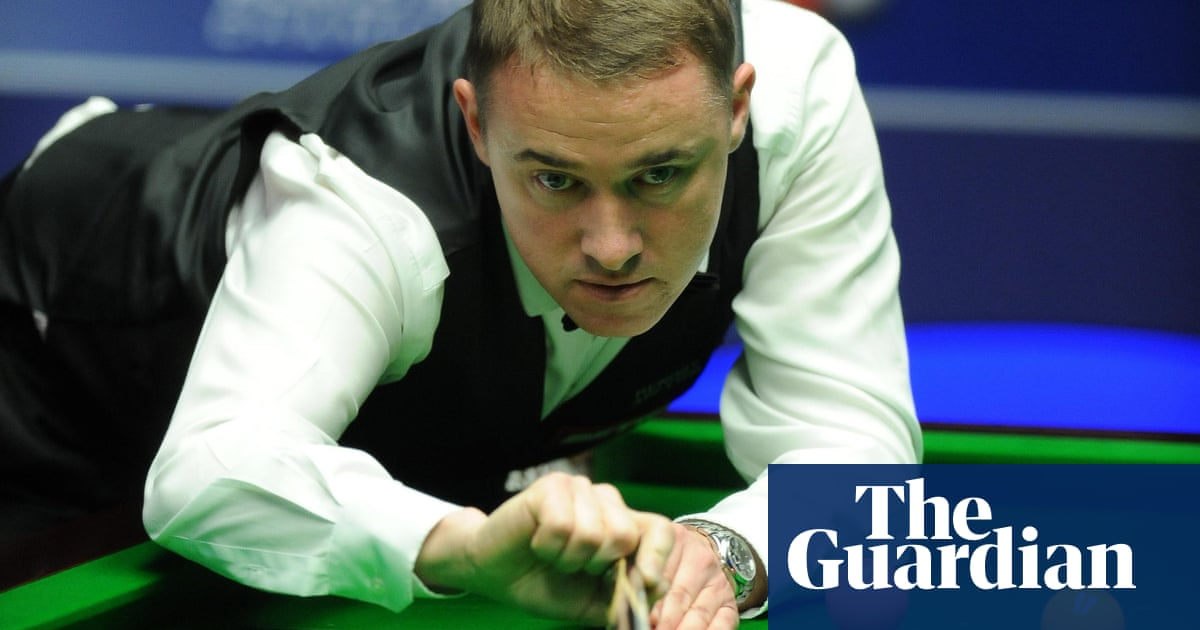 Stephen Hendry defeats Jimmy White in World Championship qualifying