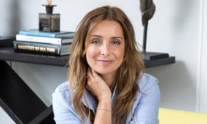 """""""I just thought every man you meet says they play football"""": Louise Redknapp."""