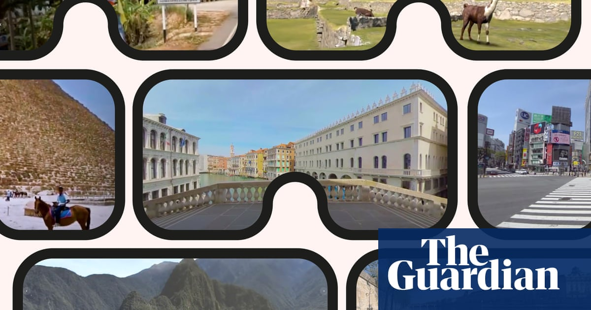 Virtual reality tourism ready for takeoff as travellers remain grounded