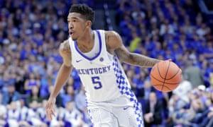 Kentucky's Malik Monk